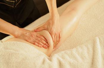 crèmes et appareils de massage