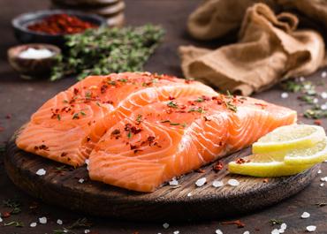poissons aux propriétés anti-oxydantes