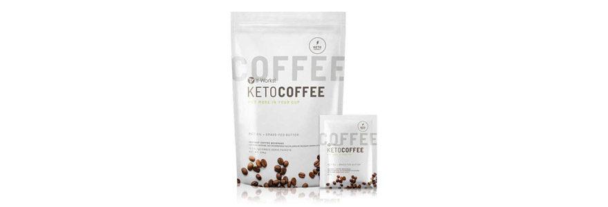 café minceur KETO COFFEE